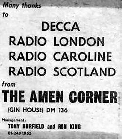 music press advert