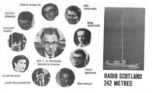 Radio Scotland DJs