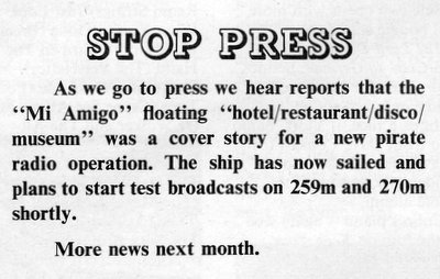 press cutting