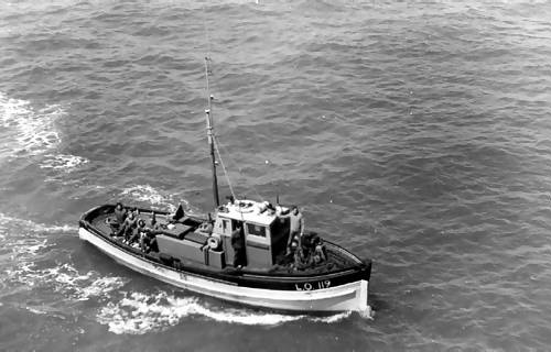 The Radio Essex tender