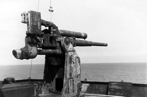 Knock John's anti-aircraft gun