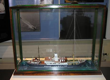 model of the Fredericia