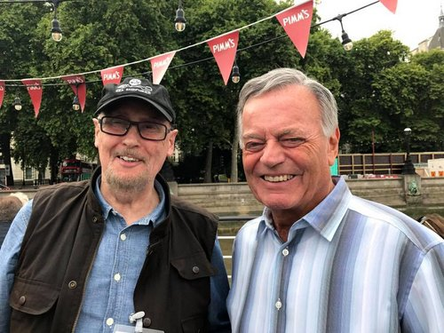 Noel Miller and Tony Blackburn