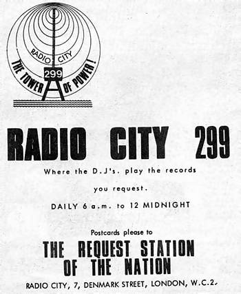 Radio City advertisement
