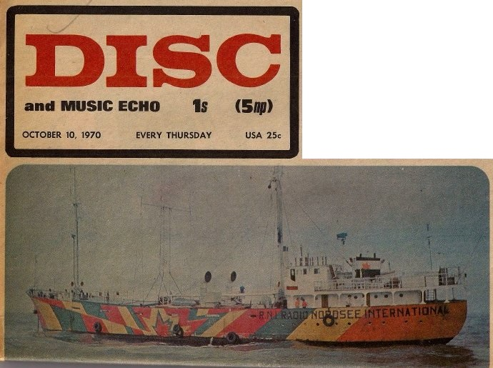 Disc & Music Echo cover